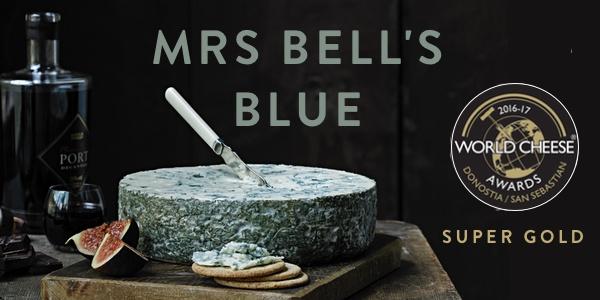 Mrs Bell's Blue WCA 2016 Super Gold